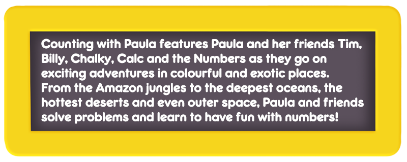 About Counting with Paula